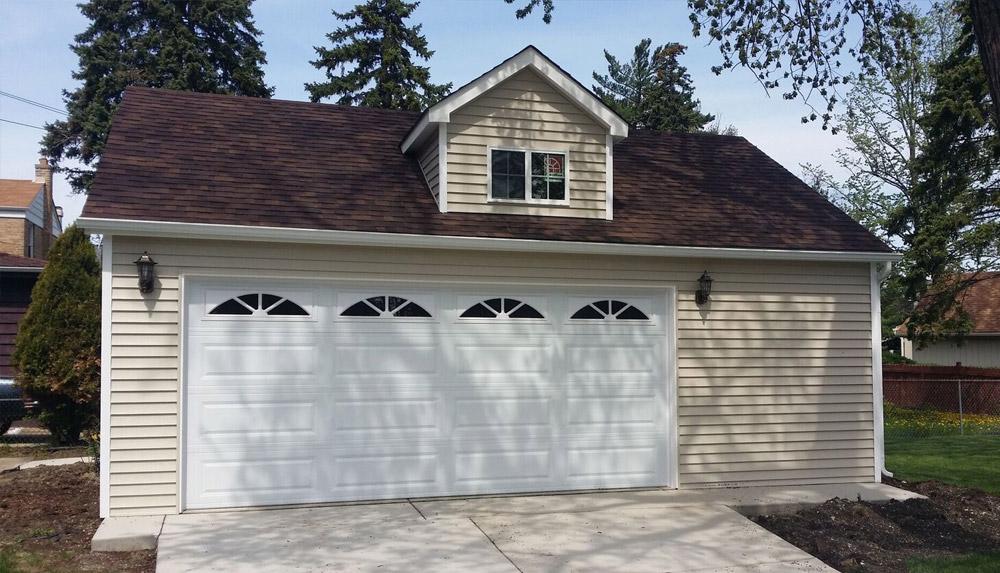 Stanley Garage Builders doors companies joliet