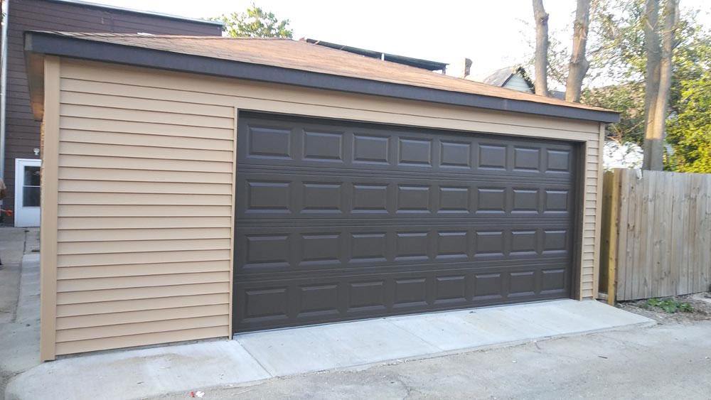 Joliet Stanley Garage Builders