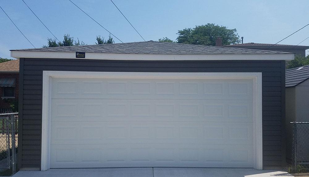 Stanley garage builders in your area