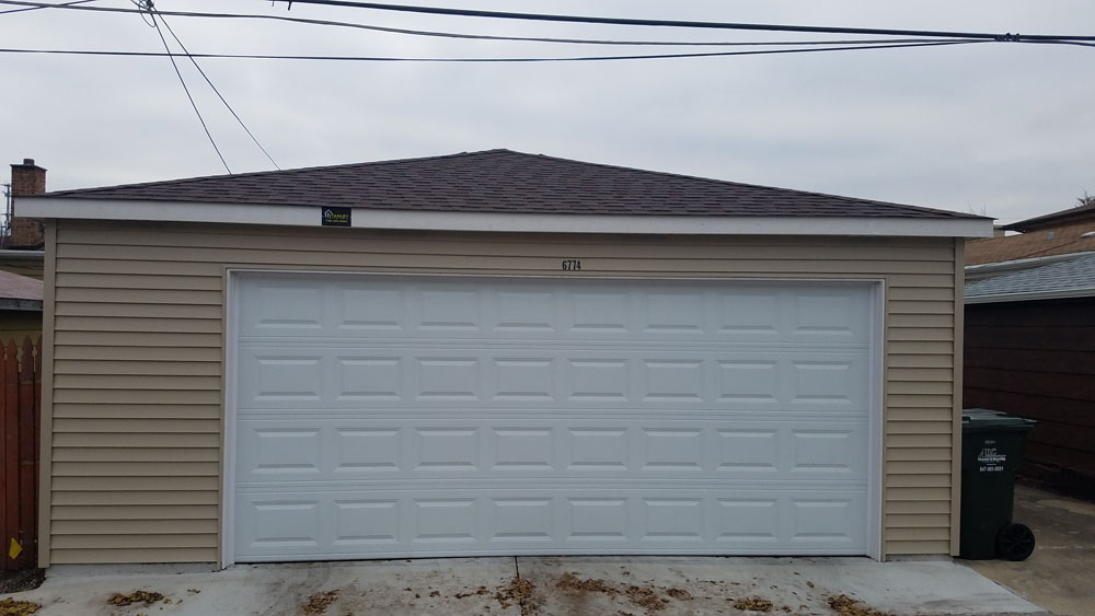 Which garage roofing should I choose
