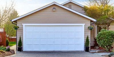 gable style garage