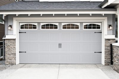 What material should you choose for your garage doors?